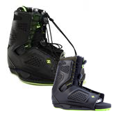Hyperlite Team CT Wakeboard Bindings + Team OT Bindings 2014
