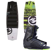 Hyperlite Tribute Wakeboard + Team OT Bindings 2014