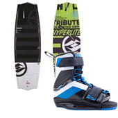 Hyperlite Tribute Wakeboard + Focus Bindings 2014