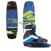 Hyperlite Forefront Wakeboard + Focus Bindings 2014