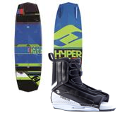 Hyperlite Forefront Wakeboard + Remix Bindings 2014