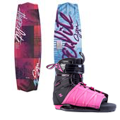Hyperlite Syn Wakeboard + Syn Bindings - Women's