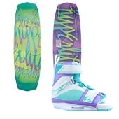 Hyperlite Jade Wakeboard + Blur Bindings - Women's 2014