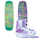 Hyperlite Jade Wakeboard + Jinx Bindings - Women's 2014