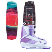 Hyperlite Eden 2.0 Wakeboard + Jinx Bindings - Women's 2014