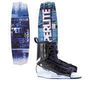 Hyperlite State 2.0 Jr. Wakeboard + Remix Bindings - Boy's 2014
