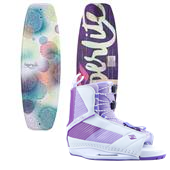 Hyperlite Divine Jr. Wakeboard + Hyperlite Jinx Bindings - Girl's 2014