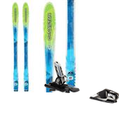 Dynastar Cham 87 Skis + Look PX 12 Bindings