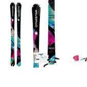 Dynastar Neva 78 + Look NX Exclusive Bindings - Women's 2014