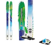 Dynastar Cham 107 Skis + Look PX 12 Bindings