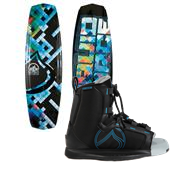Liquid Force Witness Wakeboard +  Index Bindings