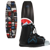 Liquid Force Tex Wakeboard + Index Bindings