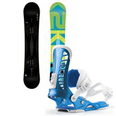 K2 Slayblade Snowboard + Union Atlas Bindings 2013