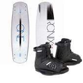 Ronix One Modello Wakeboard + Divide Bindings 2013