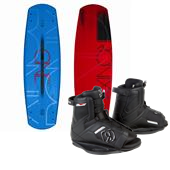 Ronix One ATR Wakeboard + Divide Bindings 2013