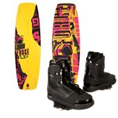 Liquid Force FLX Wakeboard + Ultra CT Bindings 2014