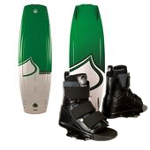 Liquid Force Watson Wakeboard + Vantage OT Bindings 2014