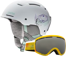 Snowboard Helmet Amp Goggle Packages