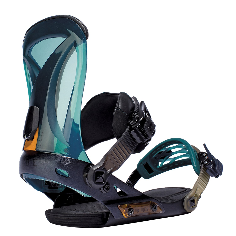 Ride OMG Snowboard + Ride DVA Snowboard Bindings