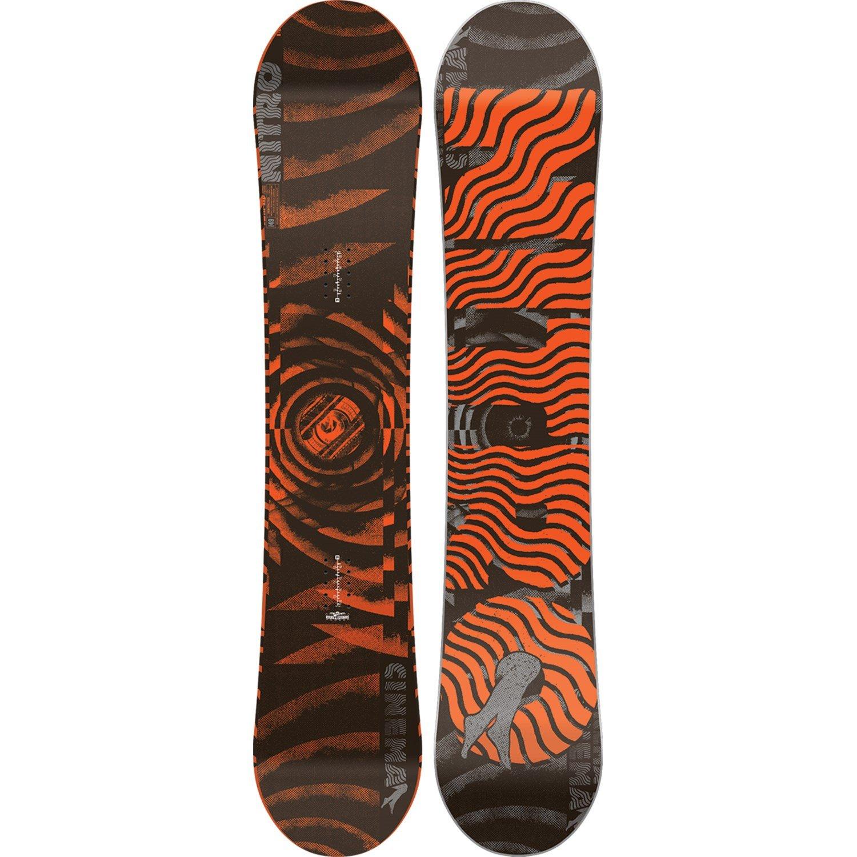 Nitro Cinema Snowboard + K2 Sonic Snowboard Bindings 2016