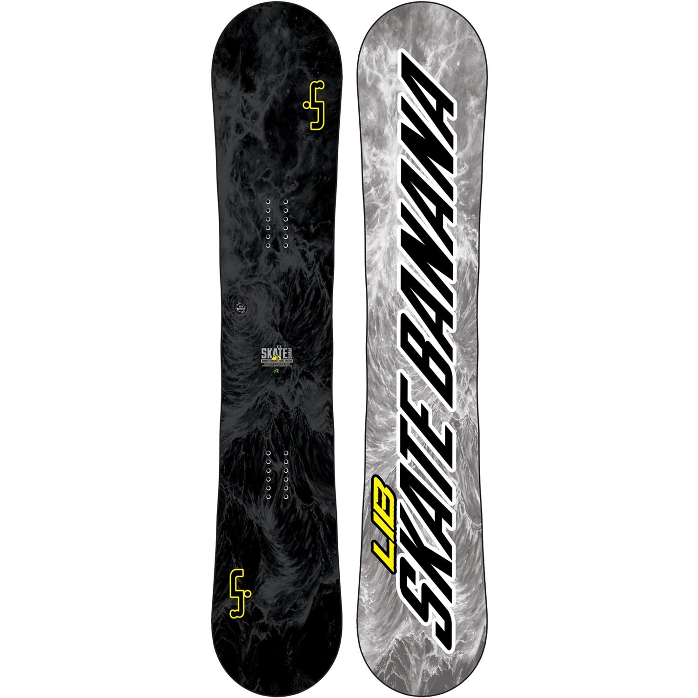 lib tech skate banana btx snowboard blem burton. Black Bedroom Furniture Sets. Home Design Ideas