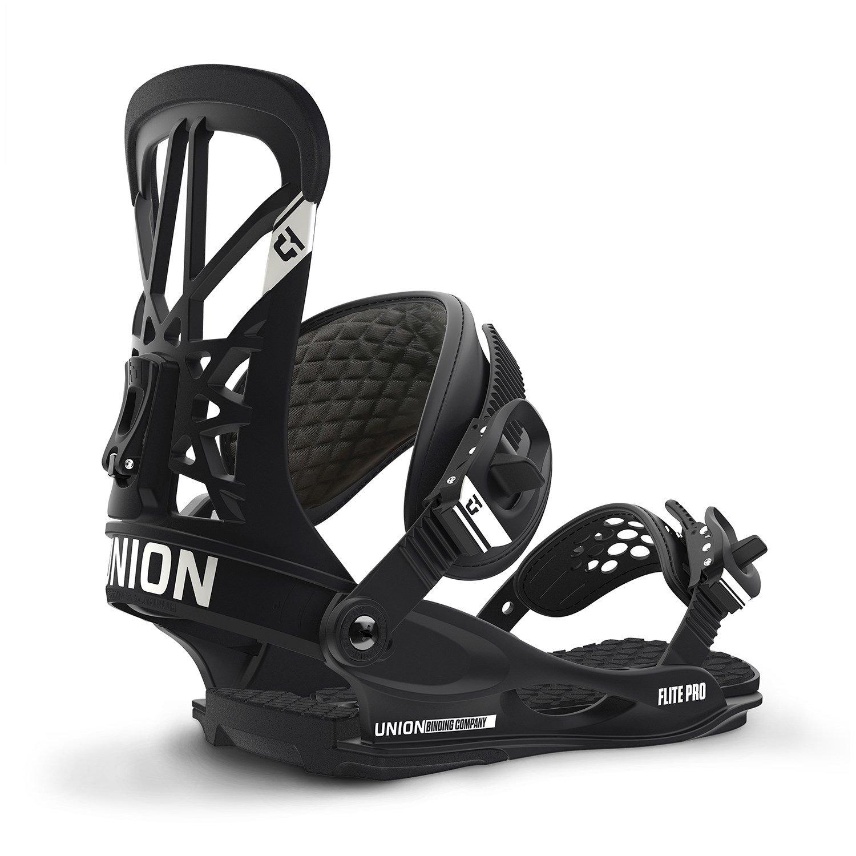 Yes. Basic Snowboard + Union Flite Pro Snowboard Bindings