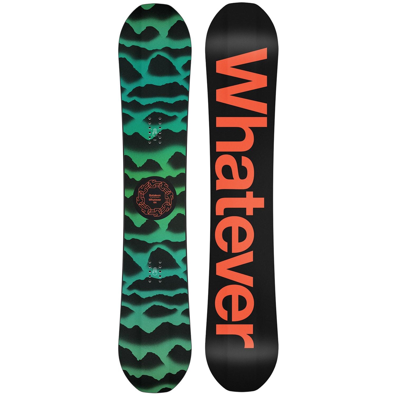 Bataleon Whatever Snowboard + Switchback Destroyer