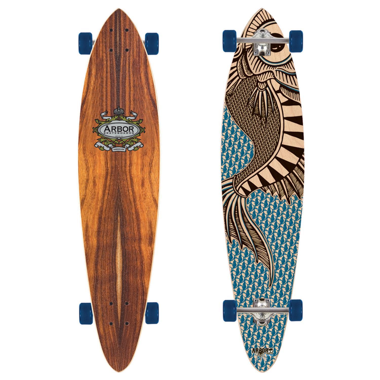 Arbor fish koa longboard evo for Arbor fish longboard