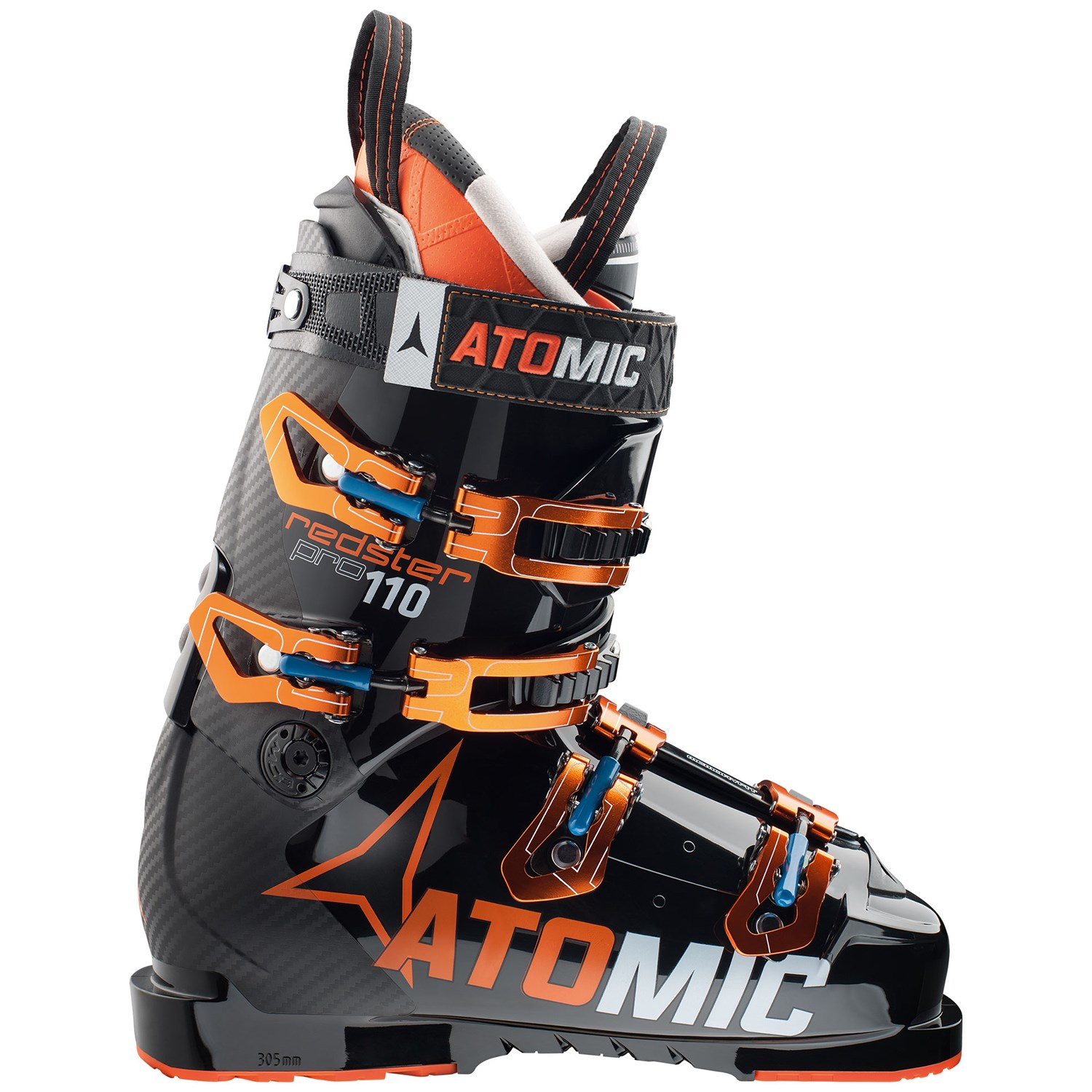 Atomic Vantage 97Ti - 2019 Ski Review - YouTube
