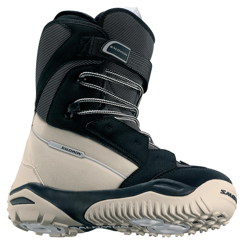 salomon w snowboard boots s 2005 evo outlet