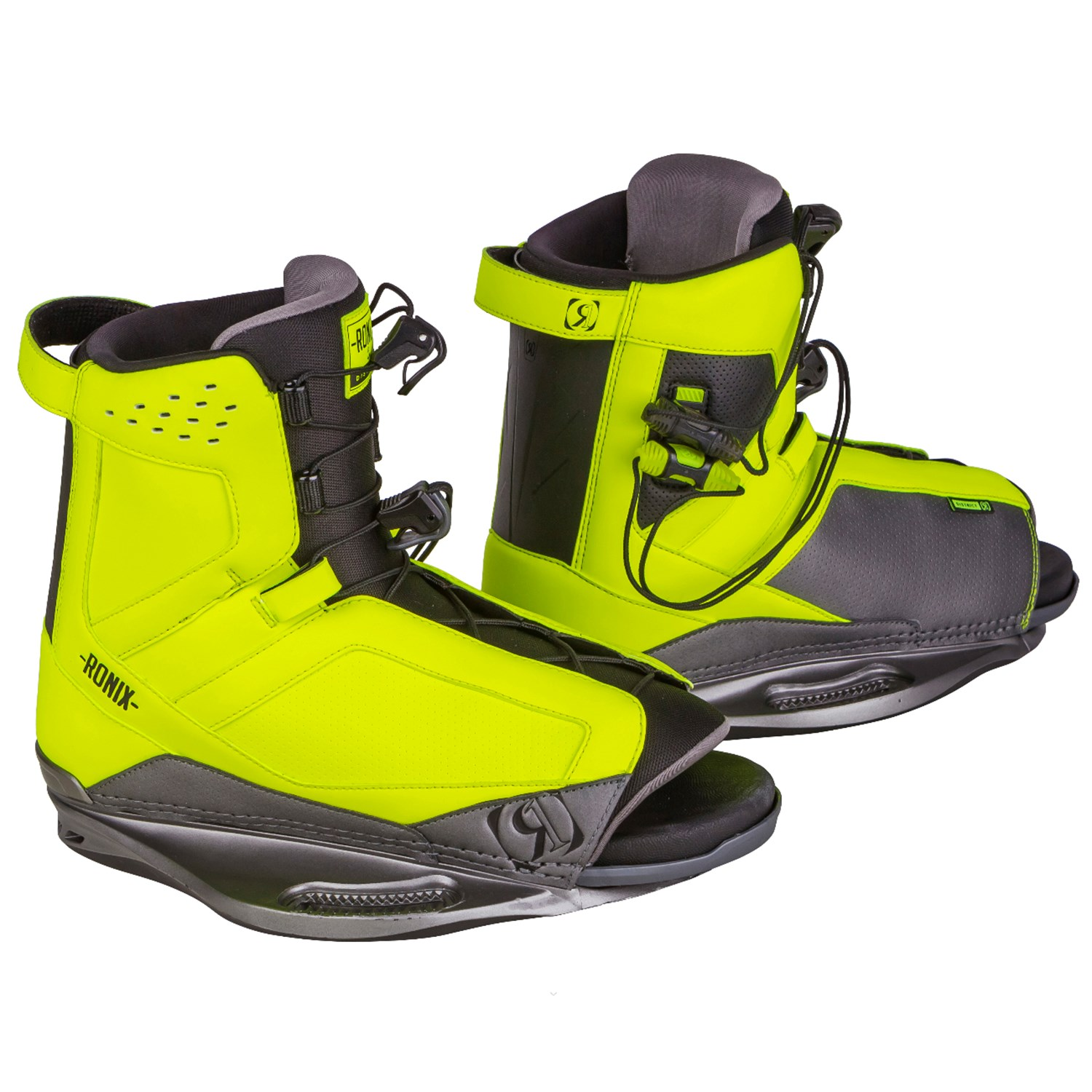 Ronix Vault Wakeboard + District Bindings 2017