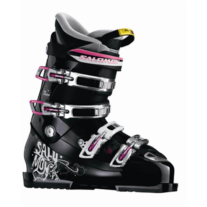 Salomon Mynx Ski Boots-Women s 2008