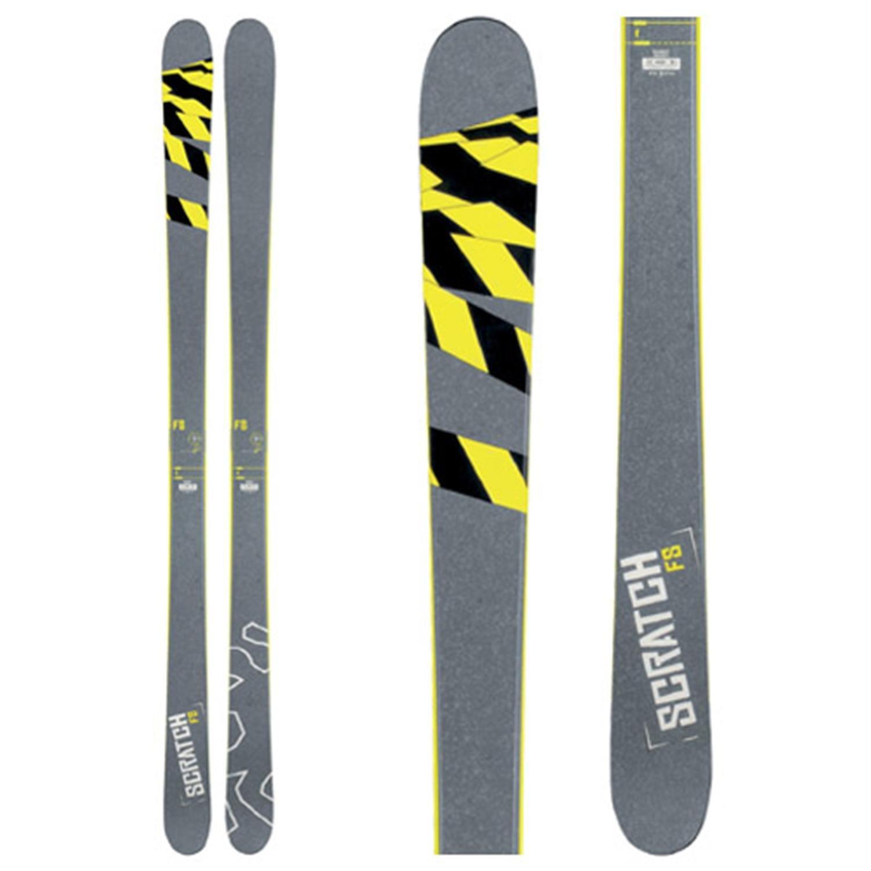 Rossignol Scratch Fs Skis 2006 Evo Outlet