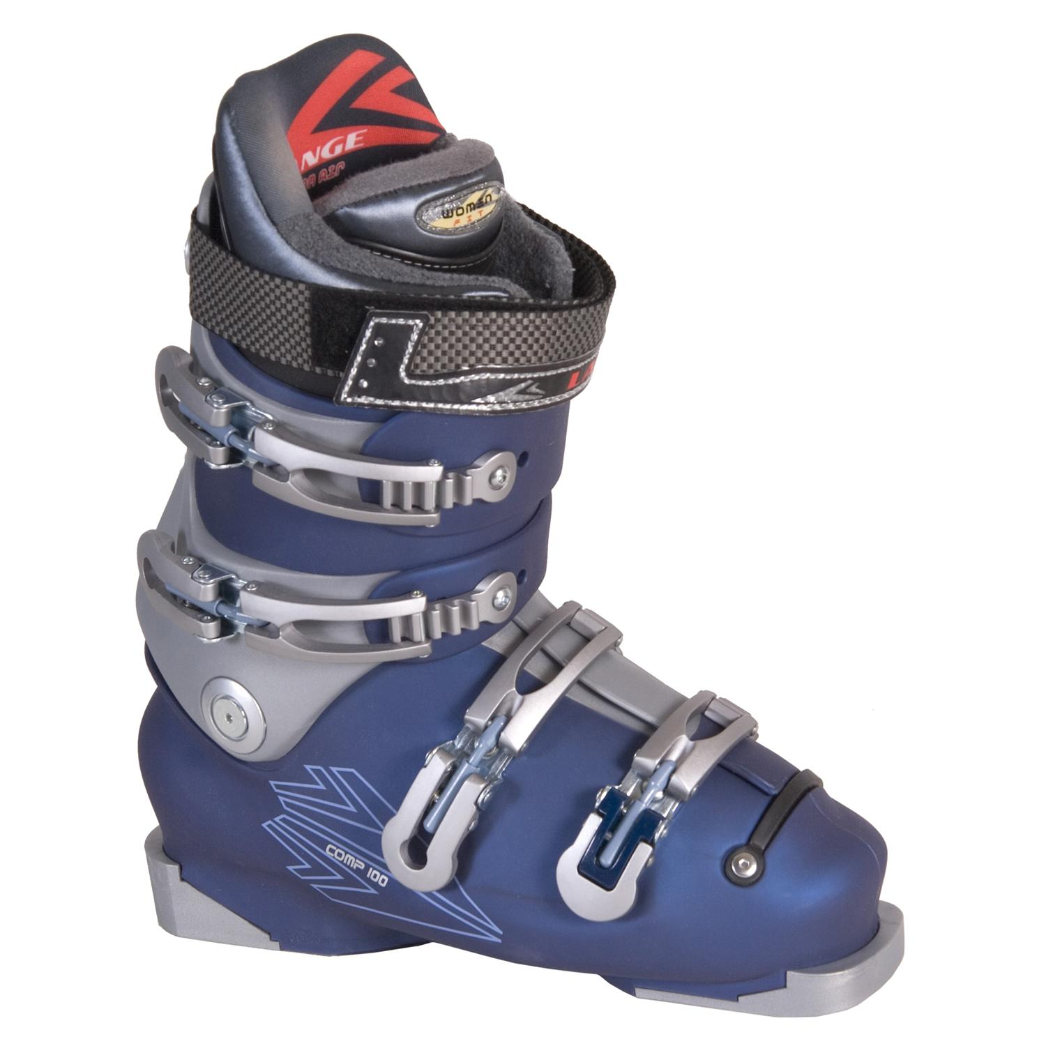 Lange Comp 100 W CAC Ski Boots - Women's 2005   evo outlet