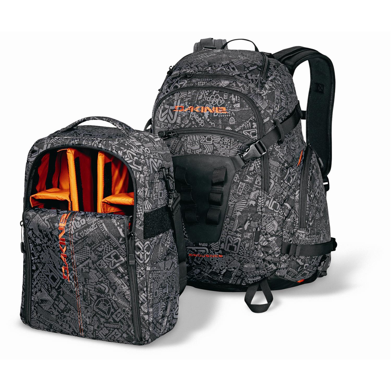 DaKine Sequence Photo Backpack - SummitPost