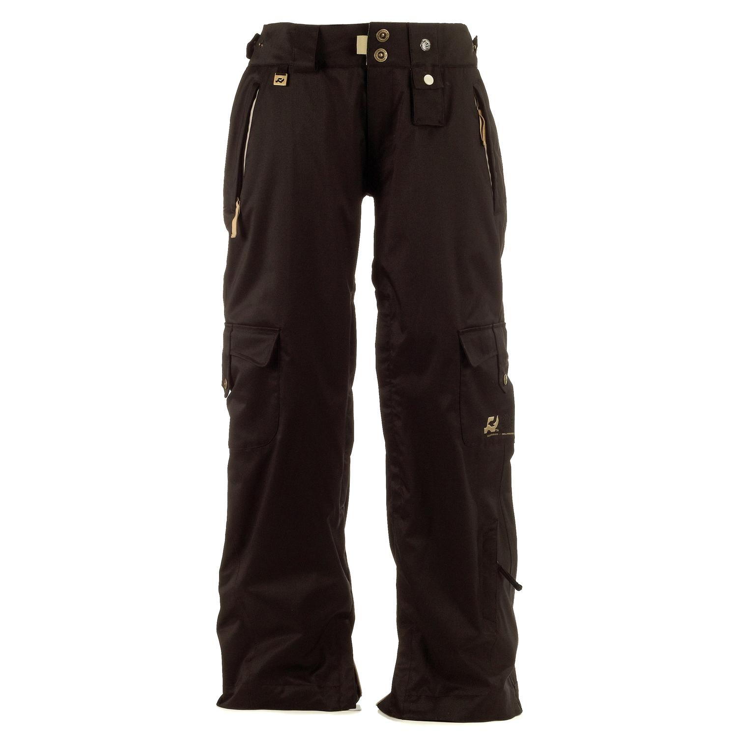 Unique Black Cargo Pants For Women