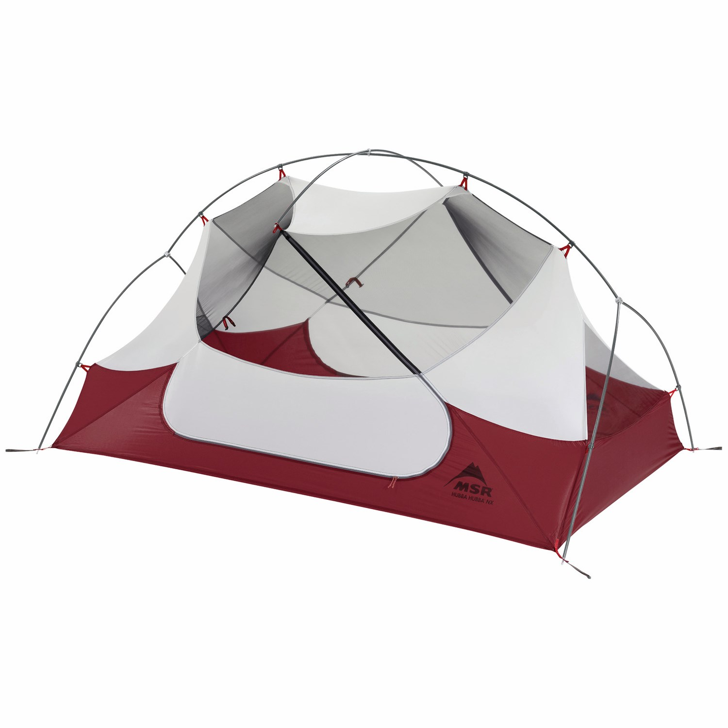 MSR Hubba Hubba NX Tent 2021 in Red