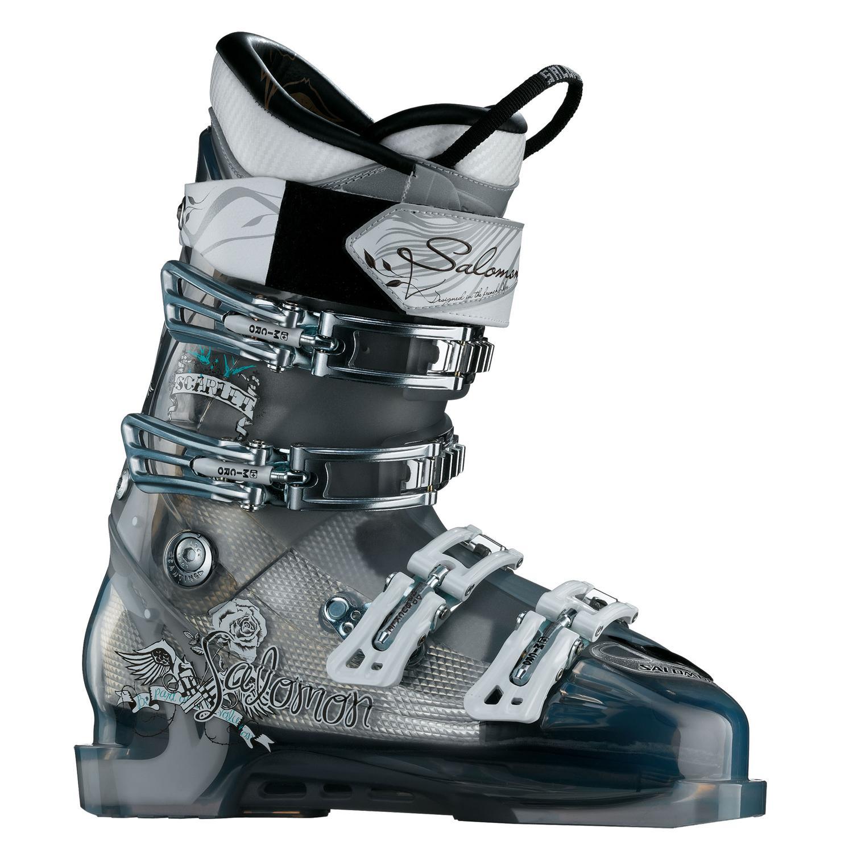 salomon scarlet ski boots s 2009 evo outlet