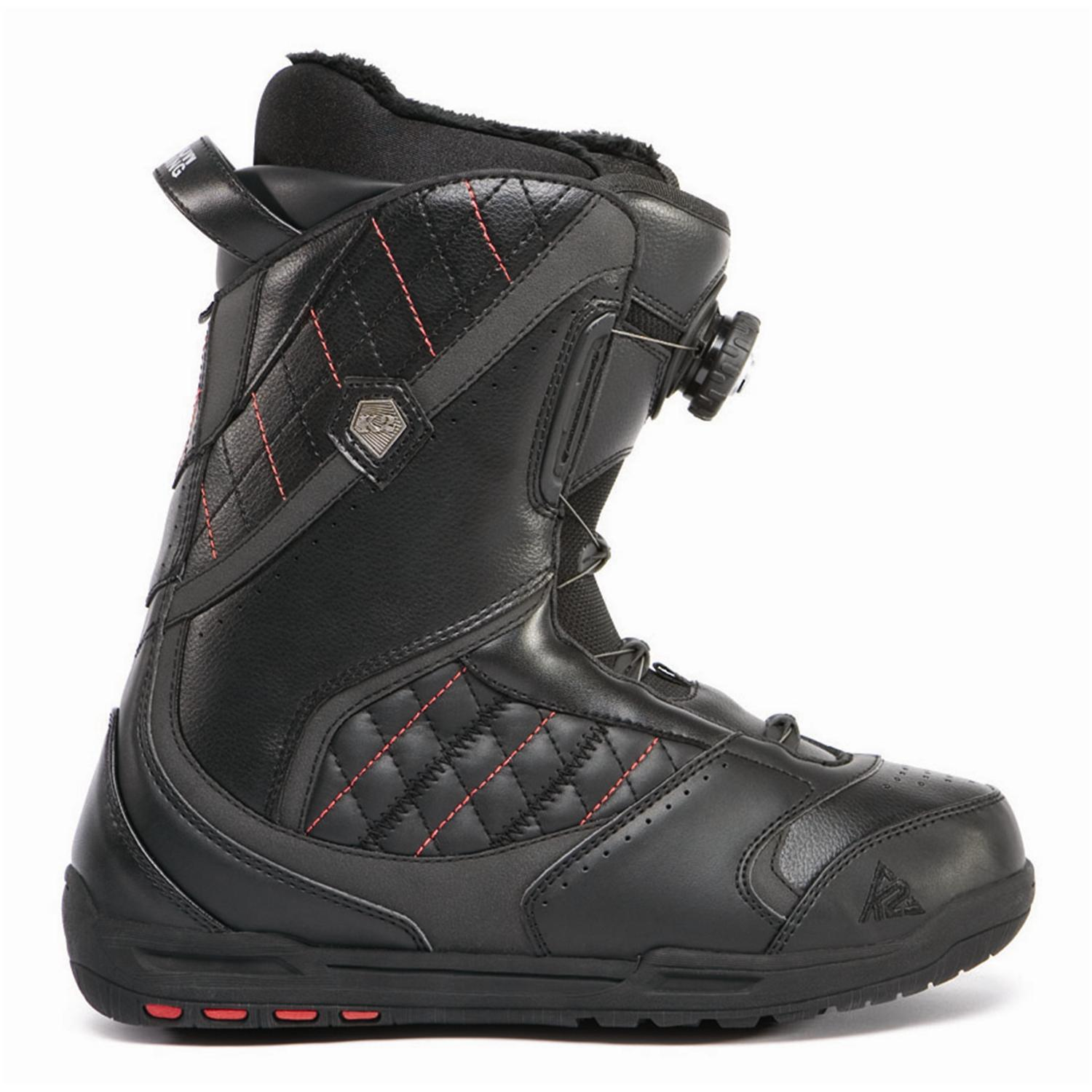 k2 raider boa coiler snowboard boots 2009 evo outlet. Black Bedroom Furniture Sets. Home Design Ideas
