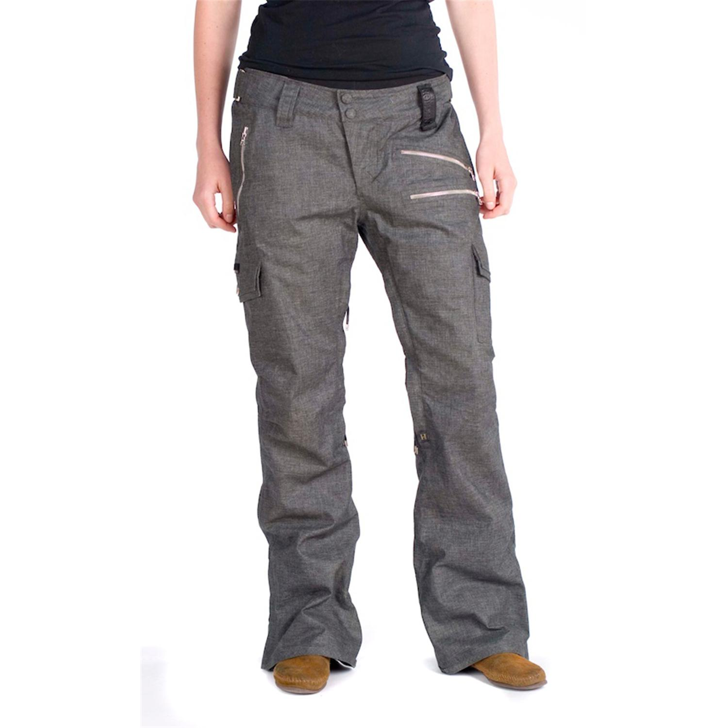 Lastest Black Cargo Pants For Women