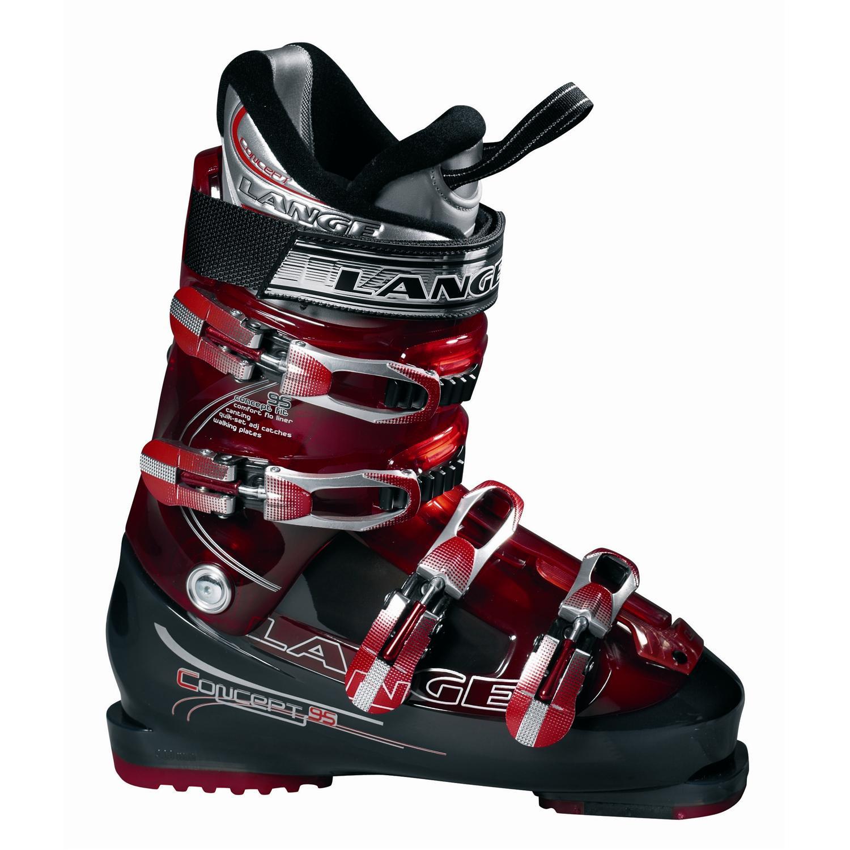 lange concept 95 ski boots 2009 evo outlet