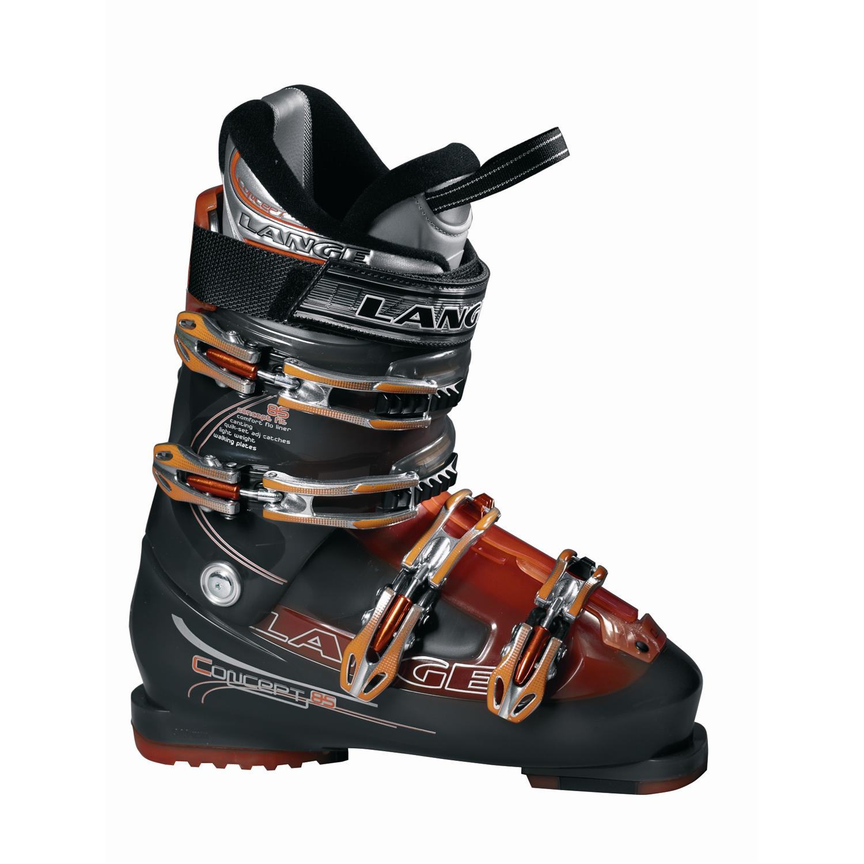lange concept 85 ski boots 2009 evo outlet