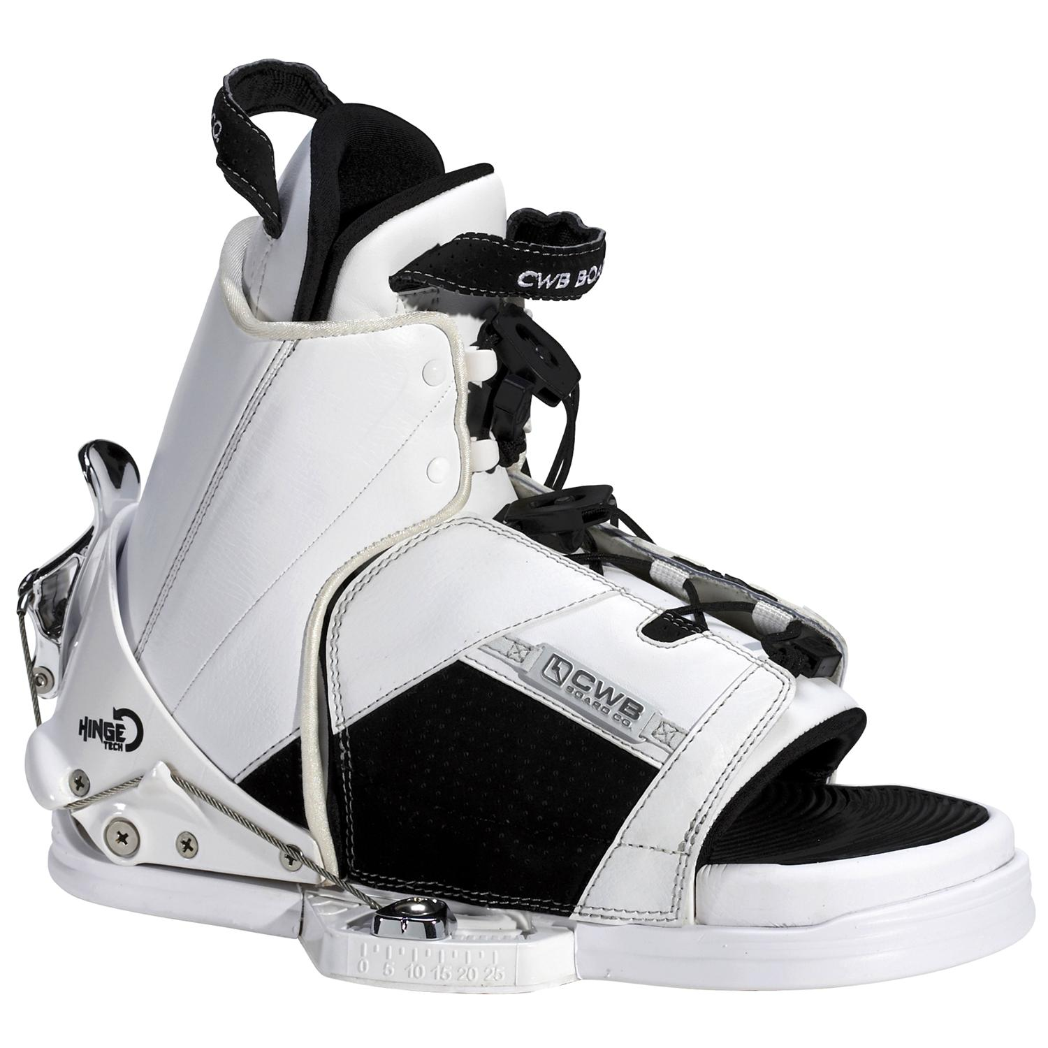 CWB Vapor Wakeboard Boots 2009