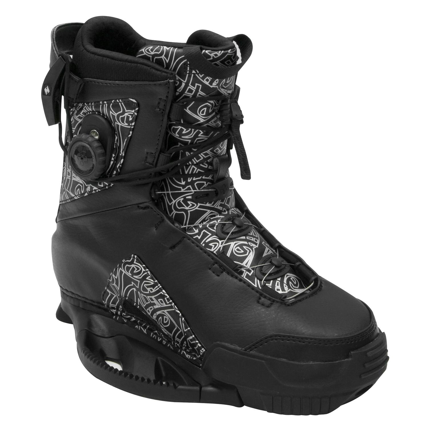 Hyperlite Audio Wakeboard Boots 2009 Evo Outlet