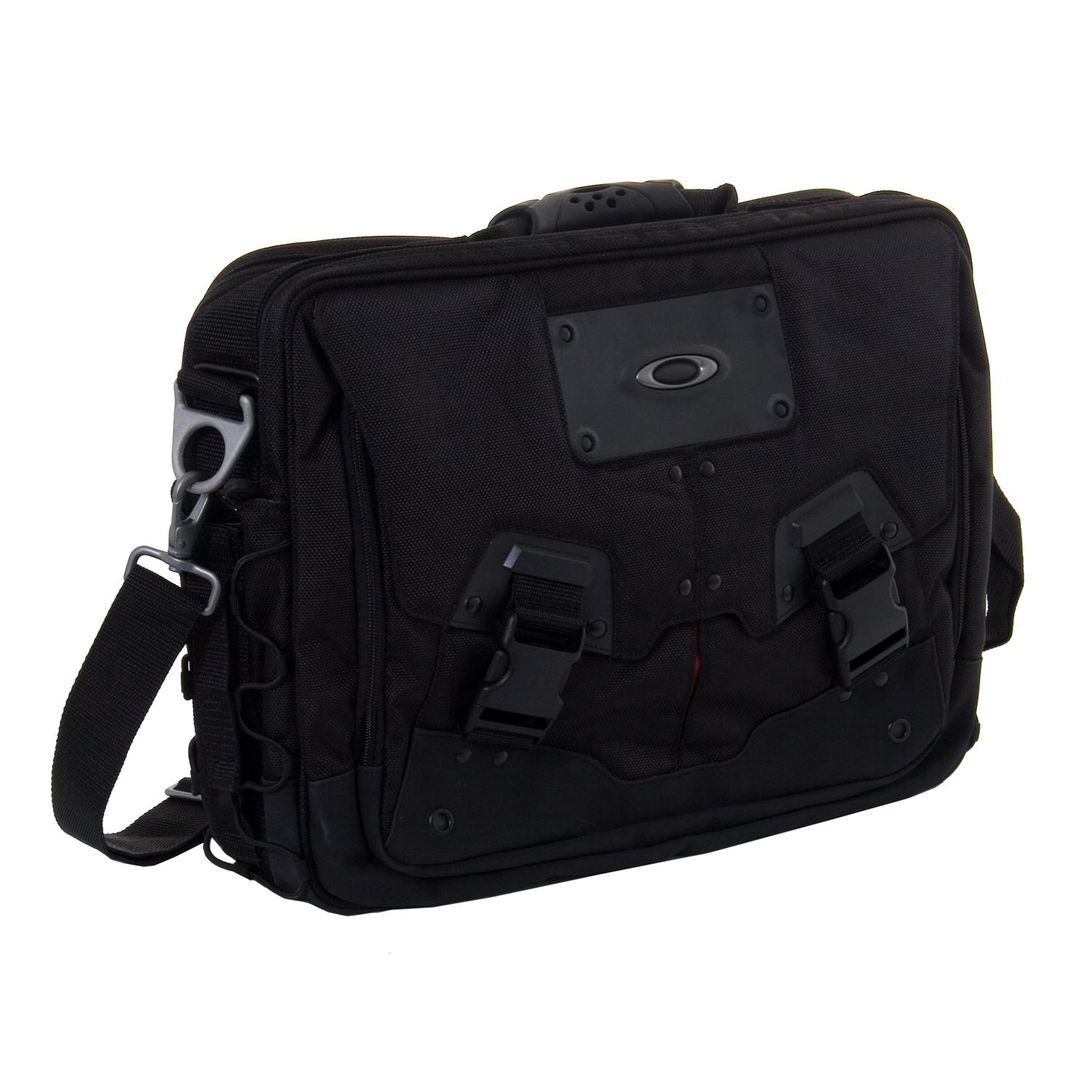 oakley messenger bag review