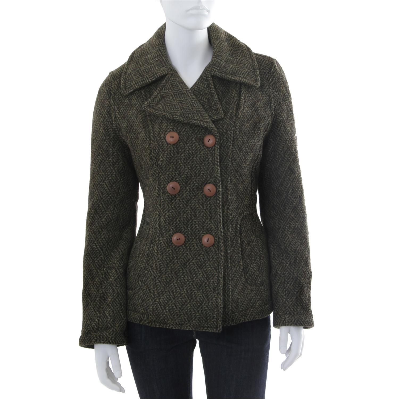 Womens p coat