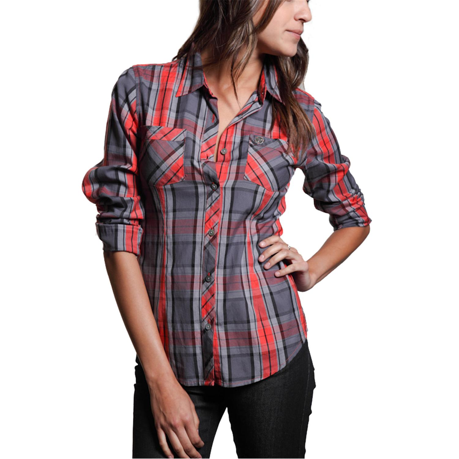 Obey Clothing Harvest Woven Shirt - Women's