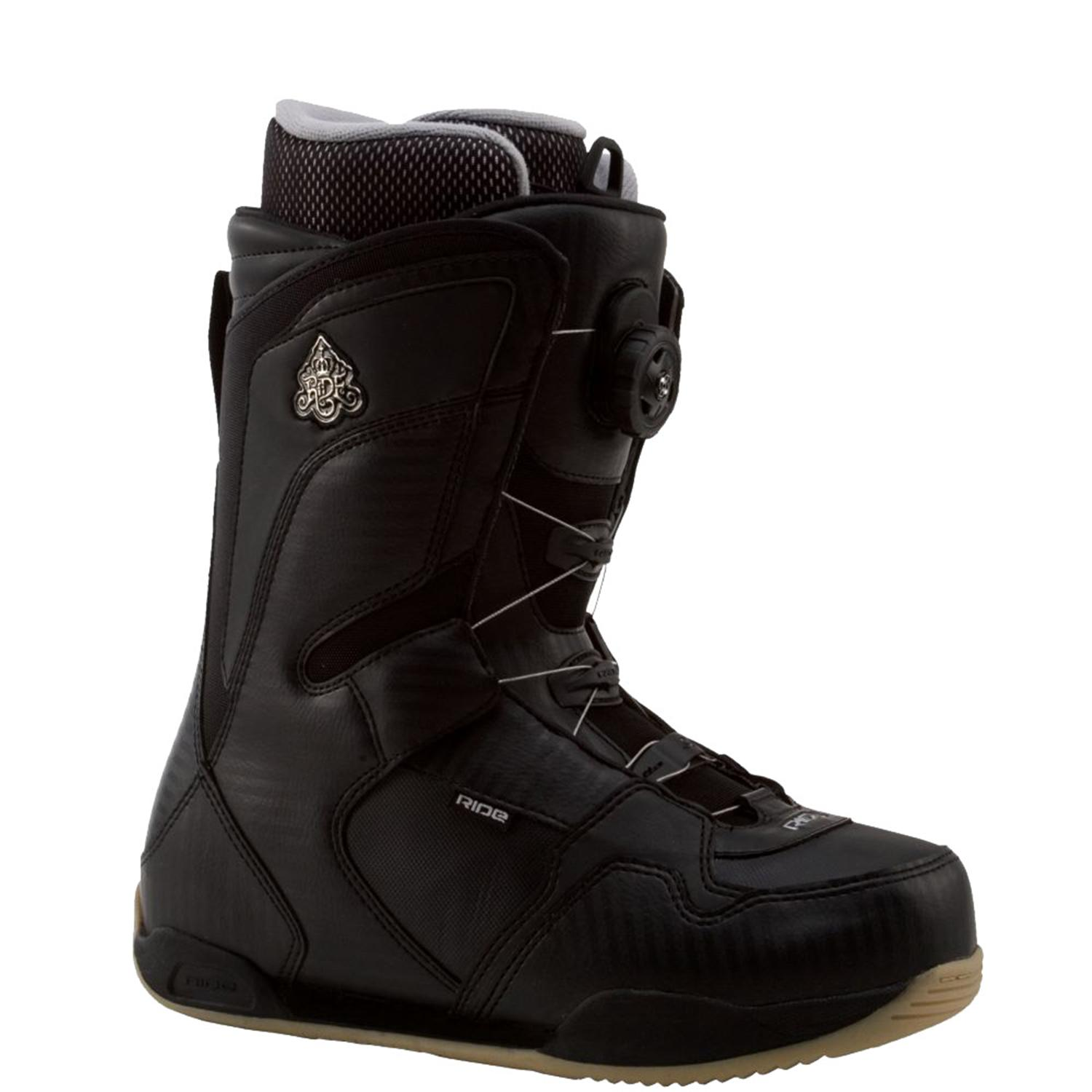 ride anthem boa snowboard boots 2010 evo outlet. Black Bedroom Furniture Sets. Home Design Ideas