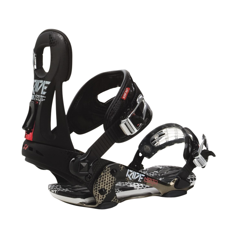 Ride Delta MVMNT Snowboard Bindings 2010
