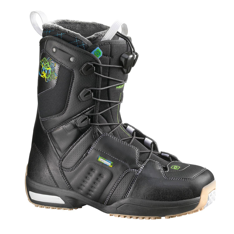 salomon savage snowboard boots 2010 evo outlet